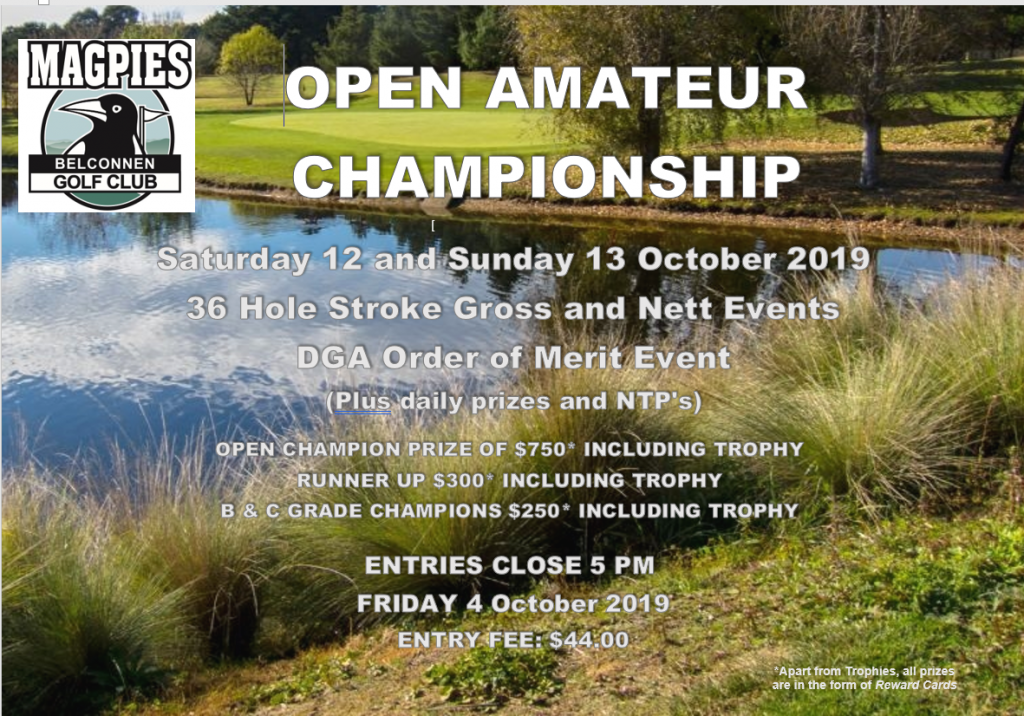 Belconnen Open
